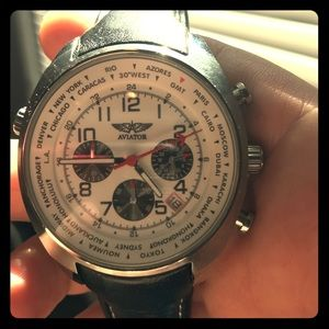 Aviator Men's Watch